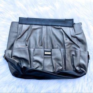 [Miche] NWT Gray Leather Oakley Prima Shell Bag